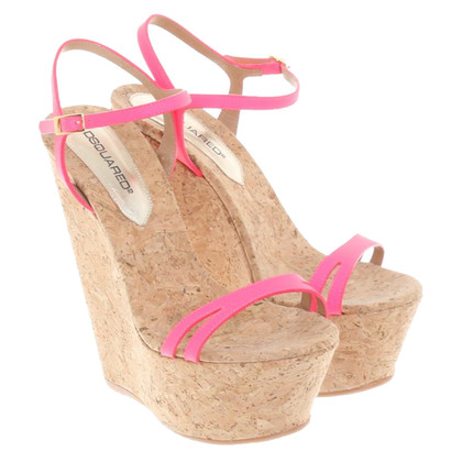 Dsquared2 Wedges kurk