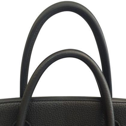 """Hermès """"Birkin Bag 40"""" in zwart"""
