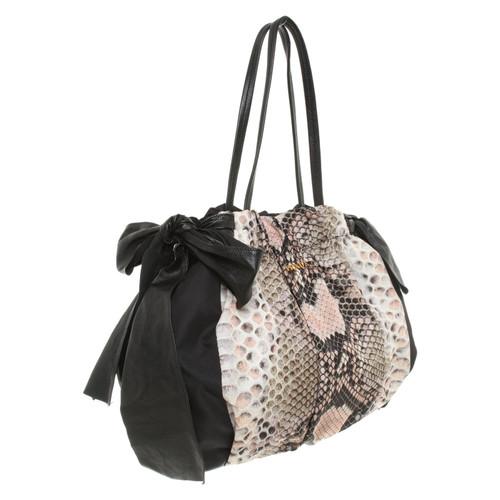 Prada Handbag with pattern - Second Hand Prada Handbag with pattern ... 870b91a1712c9