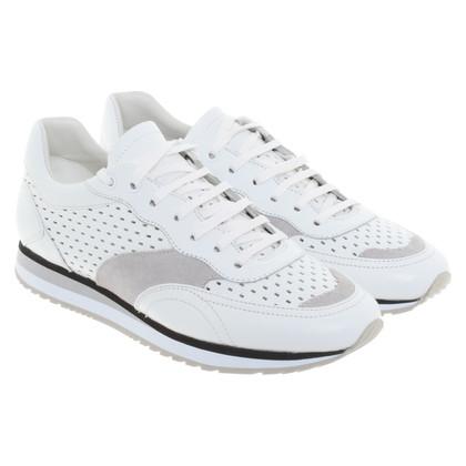 Hugo Boss Sneakers en blanc