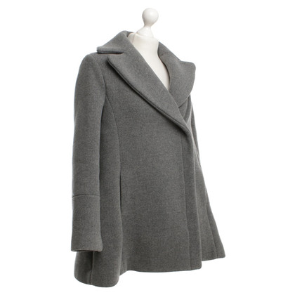 Paul & Joe Manteau court en gris