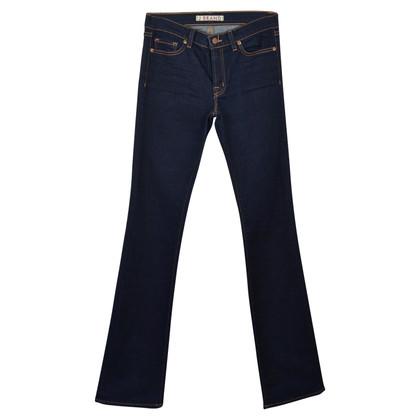 J Brand Indigo Straight Leg Jean