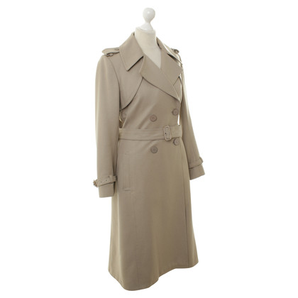 Dries van Noten Beige Trenchcoat