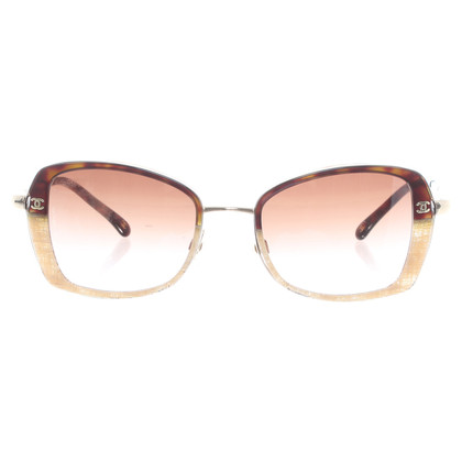 Chanel Occhiali da sole oro