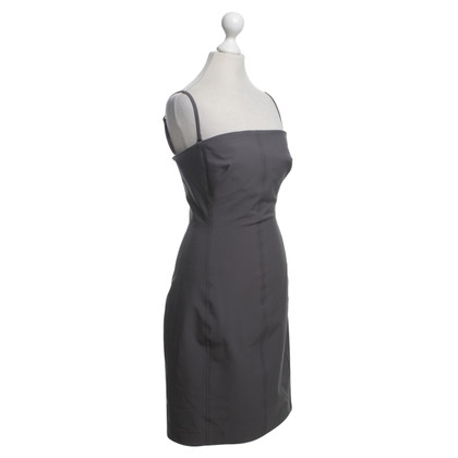 Plein Sud Bandeau dress in grey