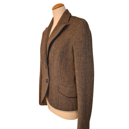 JOOP! Wollblazer in brown