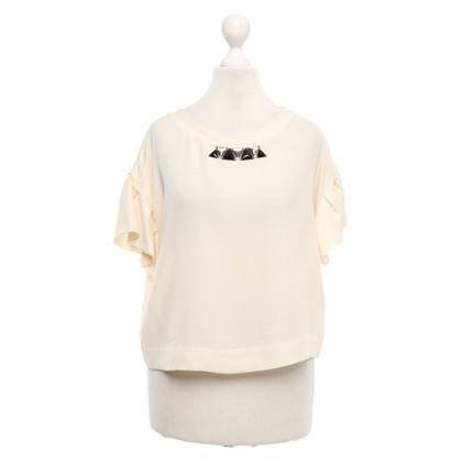 3.1 Phillip Lim T-Shirt in Creme