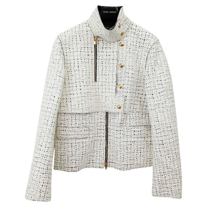 Alexander Wang Gecoat tweed jacket
