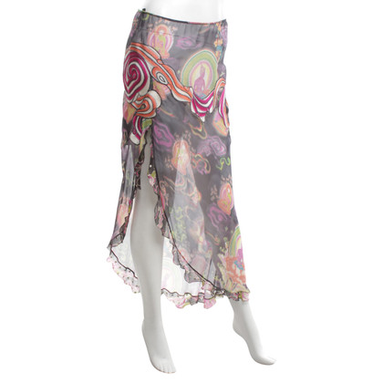 Emanuel Ungaro skirt in multicolor