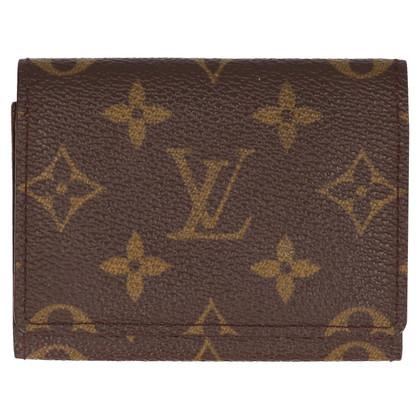 Louis Vuitton Visitekaarthouder van Monogram Canvas
