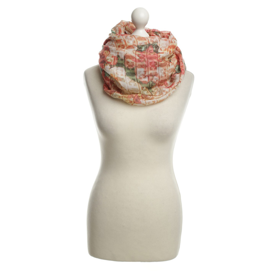 Escada Cloth with pattern mix