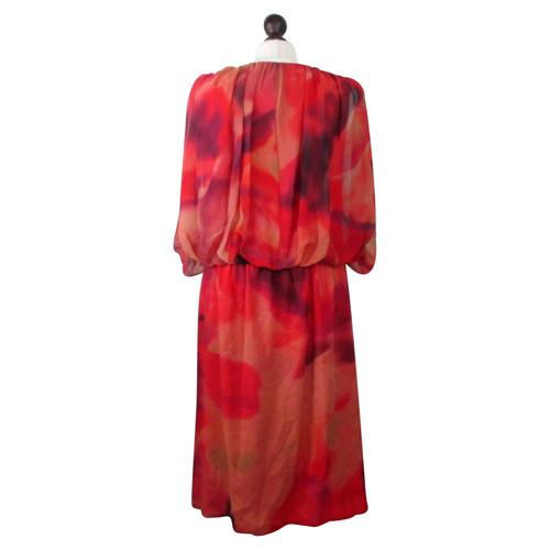 Haute Hippie Kleid mit Muster - Second Hand Haute Hippie Kleid mit ...