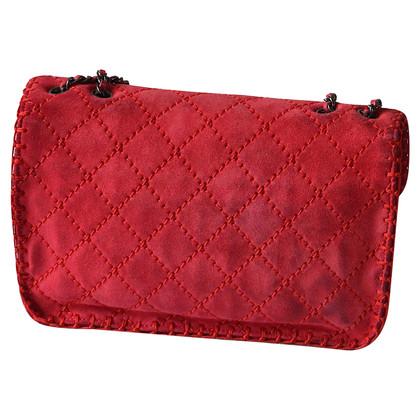 "Chanel ""2.55 Flap Bag"" suede"