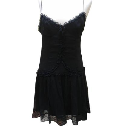 Dolce & Gabbana Black Lace Dress
