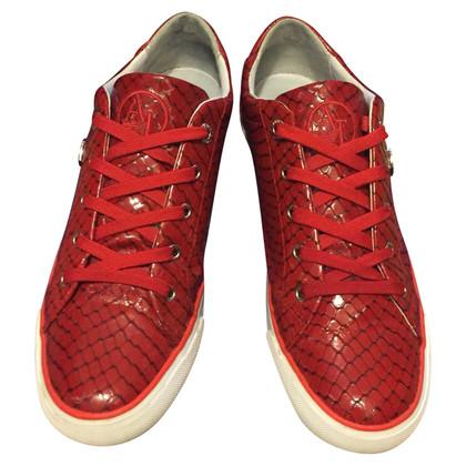 Armani Jeans chaussures de tennis