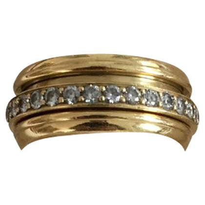 "Piaget ""Possession Ring"" aus Gelbgold"