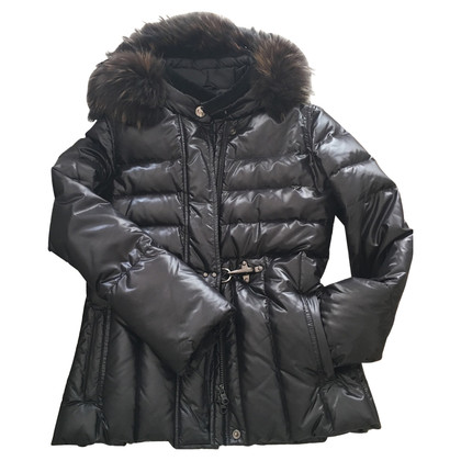 Fay Down jacket with fur