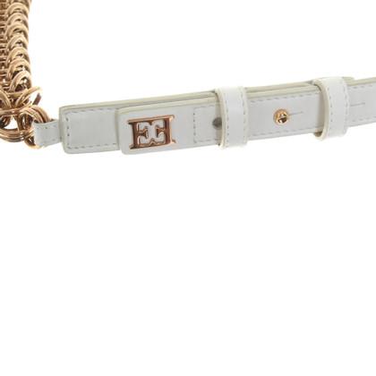 Escada Belt with chain element