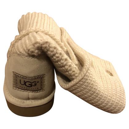 UGG Australia Stivali in Beige