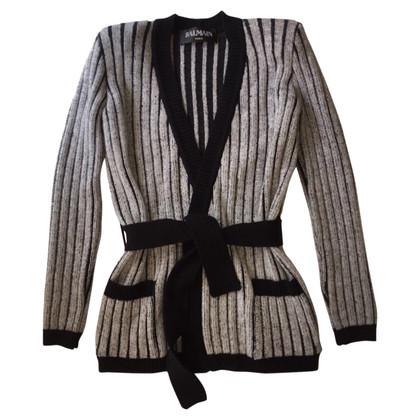 Balmain Wool cardigan