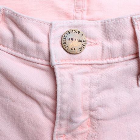 Jeans Current Elliott Rosa Current in Rosa Pink Elliott qqPwtaBn7