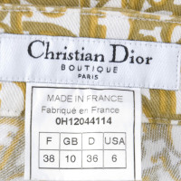 Christian Dior Jeans with Logoprint