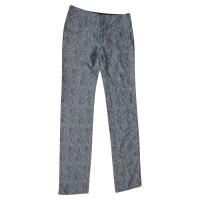 Balenciaga Pantaloni di seta