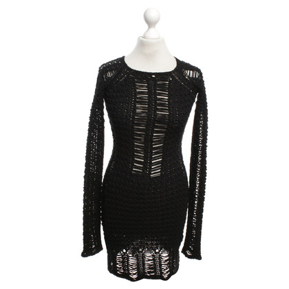 Balmain Knit dress in black