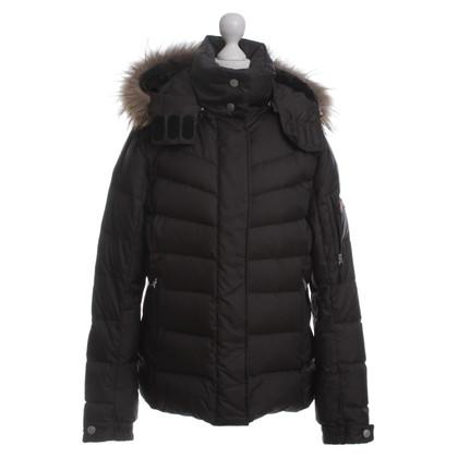 Bogner Jacket with real fur