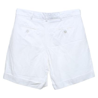 Max Mara Pantaloncini in bianco