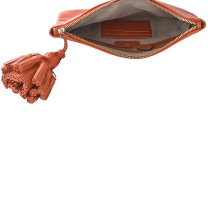 Anya Hindmarch clutch