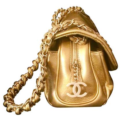 Chanel Handtas Patent Leather