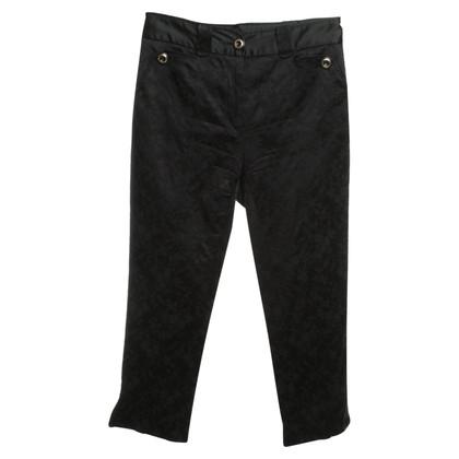 D&G Pantaloni con il reticolo