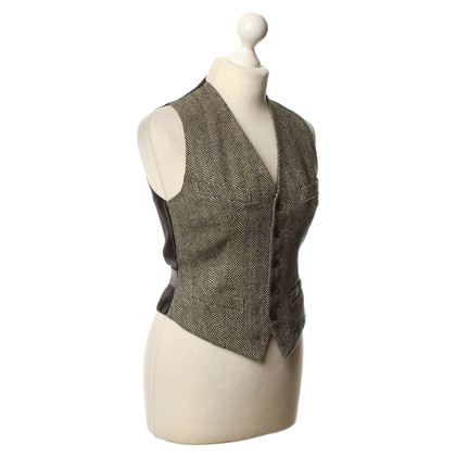 Ralph Lauren Two-tone vest
