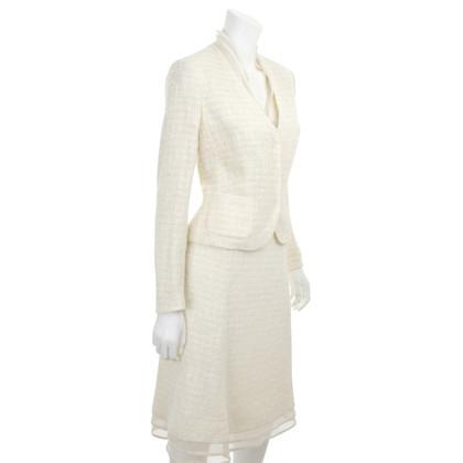 Rena Lange vestito di tweed