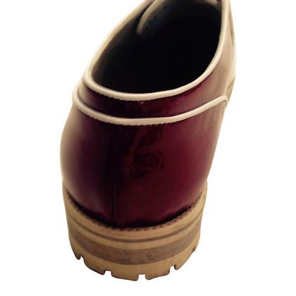 Fratelli Rossetti Chaussures en cuir verni