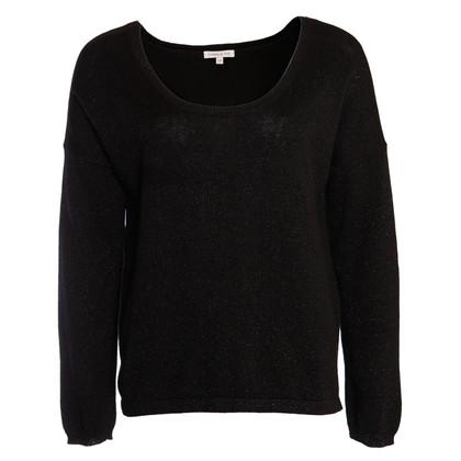 Other Designer Black sweater with lurex