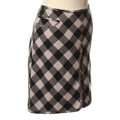 Sonia Rykiel skirt grey/beige