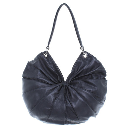 "Kaviar Gauche ""Lamella bag MIDI"" in black"
