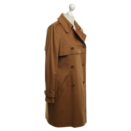 Alexander McQueen Coat in brown