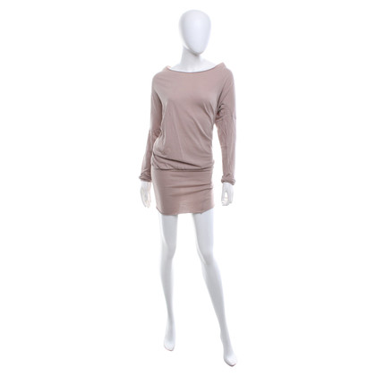 Humanoid Dress in Pink
