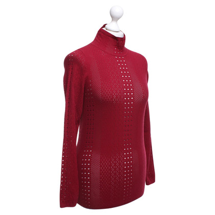 Sandro Pullover in red