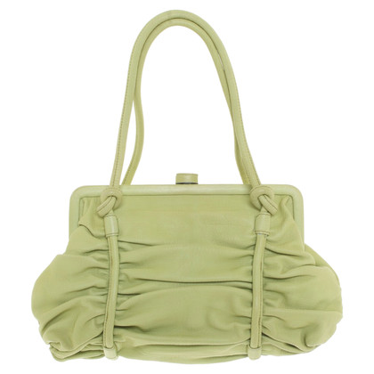 Bottega Veneta Handbag in light green