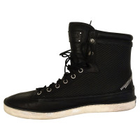 Balmain Hi-Tops with zippers