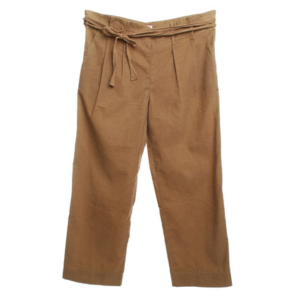 Max & Co pantaloni Cord in Beige
