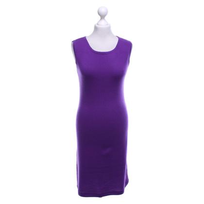 Andere Marke N.PEAL - Kaschmirkleid in Violett
