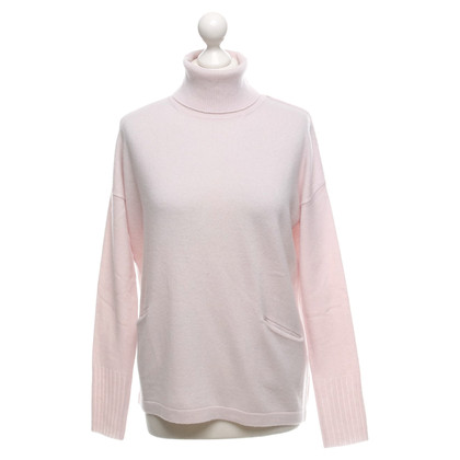 Bloom Cashmere sweater in pink