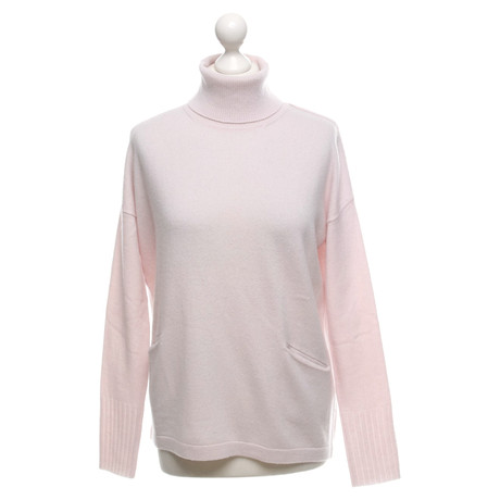 Bloom Kaschmir-Pullover in Rosa Rosa / Pink