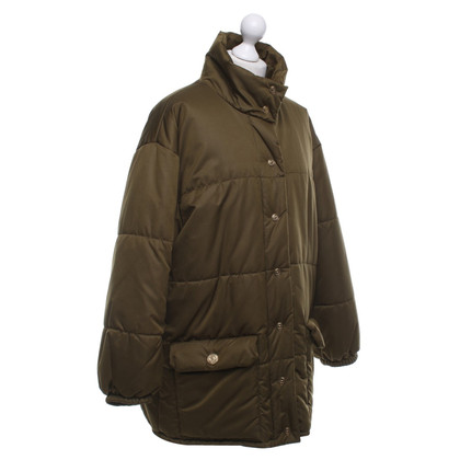 Moschino Cheap and Chic Manteau en olive