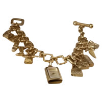 Burberry Bettelarmband with clock